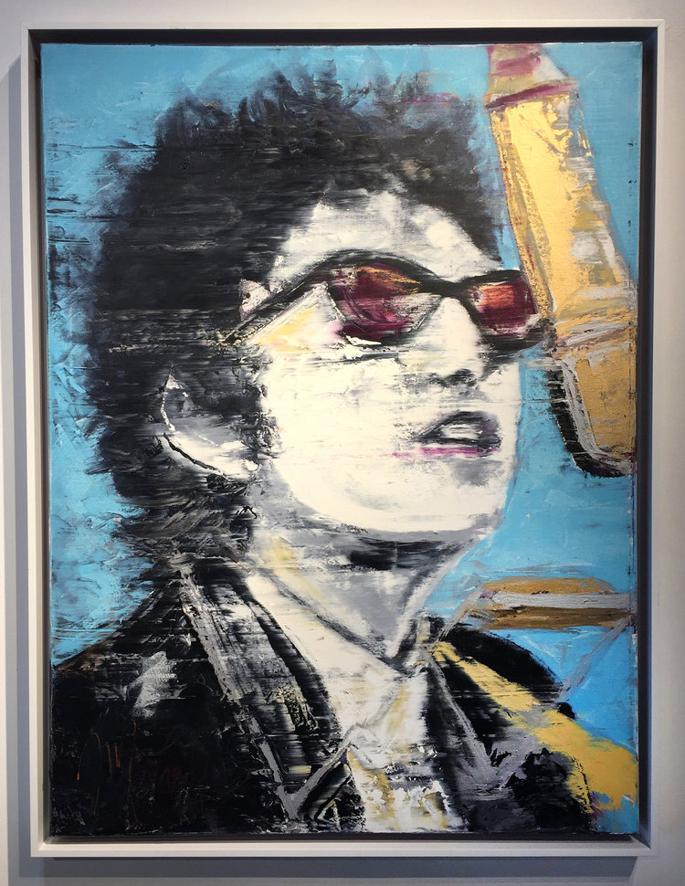 Chillin Like Bob Dylan